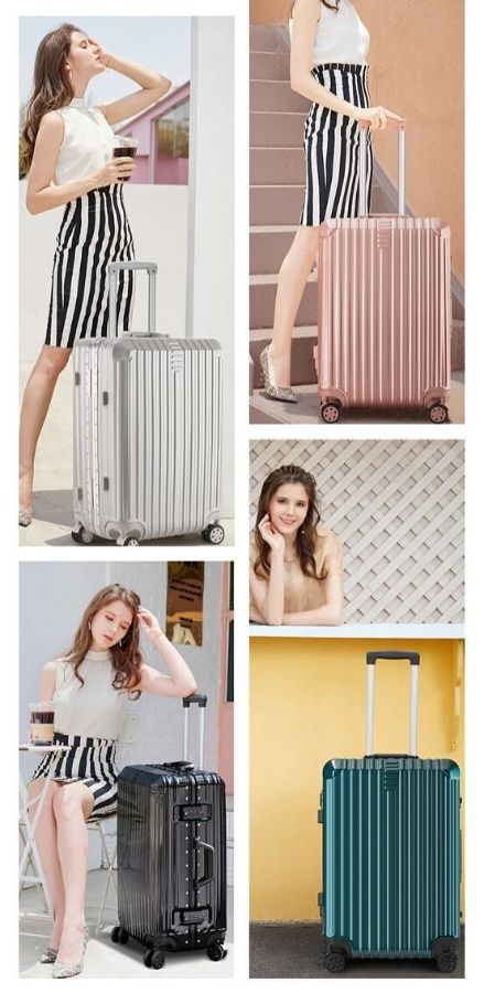 business luggage trolley supplier online