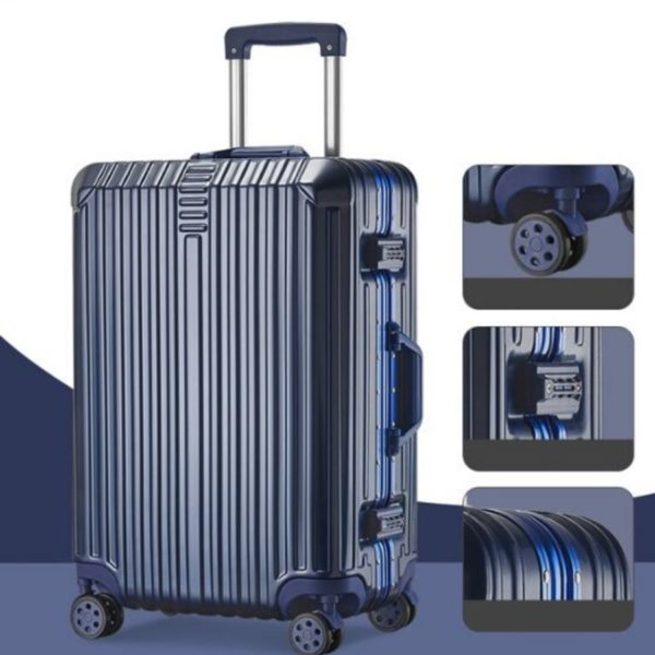 where to buy aluminum luggage online
